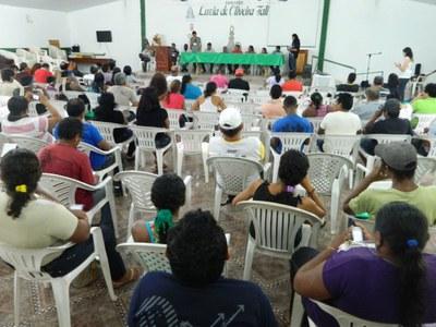Zusammenschluss von Organisationen gegen Landkonflikte im Westen von Pará