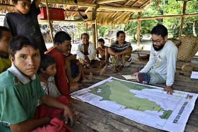 Operação Amazônia Nativa / OPAN für Internationalen Bremer Friedenspreis 2021 vorgeschlagen