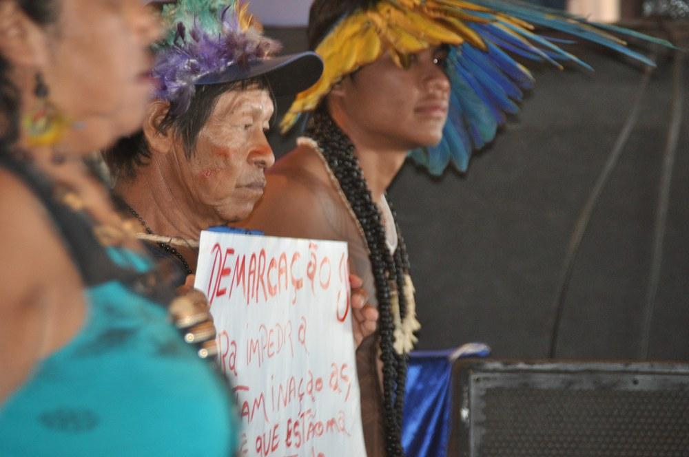 ASW sagt Basta! Agrarpolitik vernichtet Indigene Gemeinschaften in Brasilien!