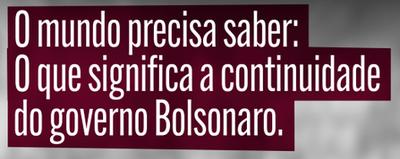 Bolsonaro droht mit Ausnahmezustand - Demokratie in Brasilien in Gefahr