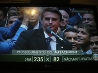 Bolsonaro gewinnt mit seinem faschistischen Diskurs die meisten Stimmen der Wähler*innen