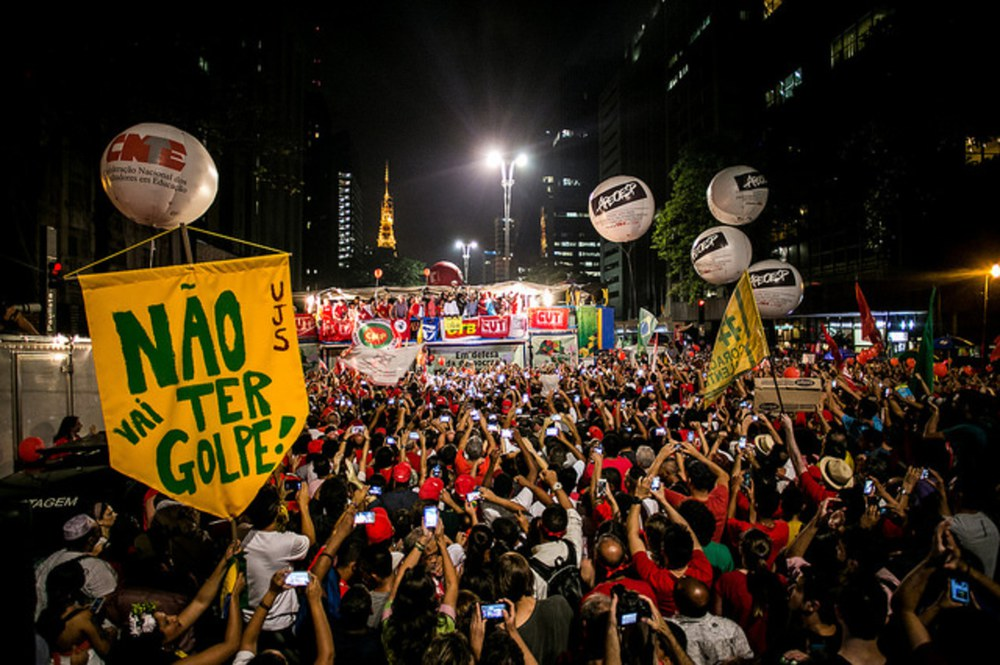 Brasilien kurz vor dem Putsch?