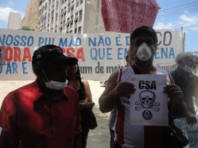 Thyssenkrupp-Stahlwerk in Rio: Betriebsgenehmigung nach sechs Jahren erteilt