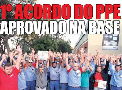 Kurzarbeit nun auch in Brasilien