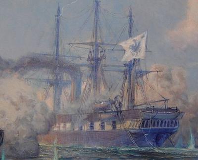 Wie eine Kneipenprügelei in Rio de Janeiro zur Gründung des Deutschen Reichsgeschwaders führte