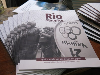 PACS Bilanz: Rio de Janeiro - ein Jahr nach Olympia