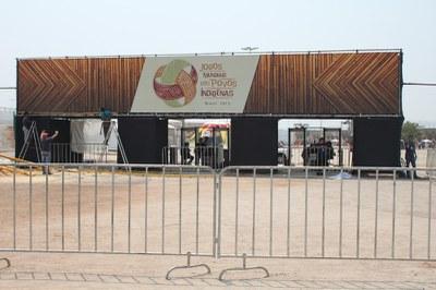 I. Indigene Olympische Spiele in Brasilien
