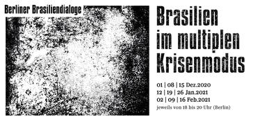 Berliner Brasiliendialog #6: Arbeit, Prekarisierung und Verschärfung sozialer Ungleichheiten
