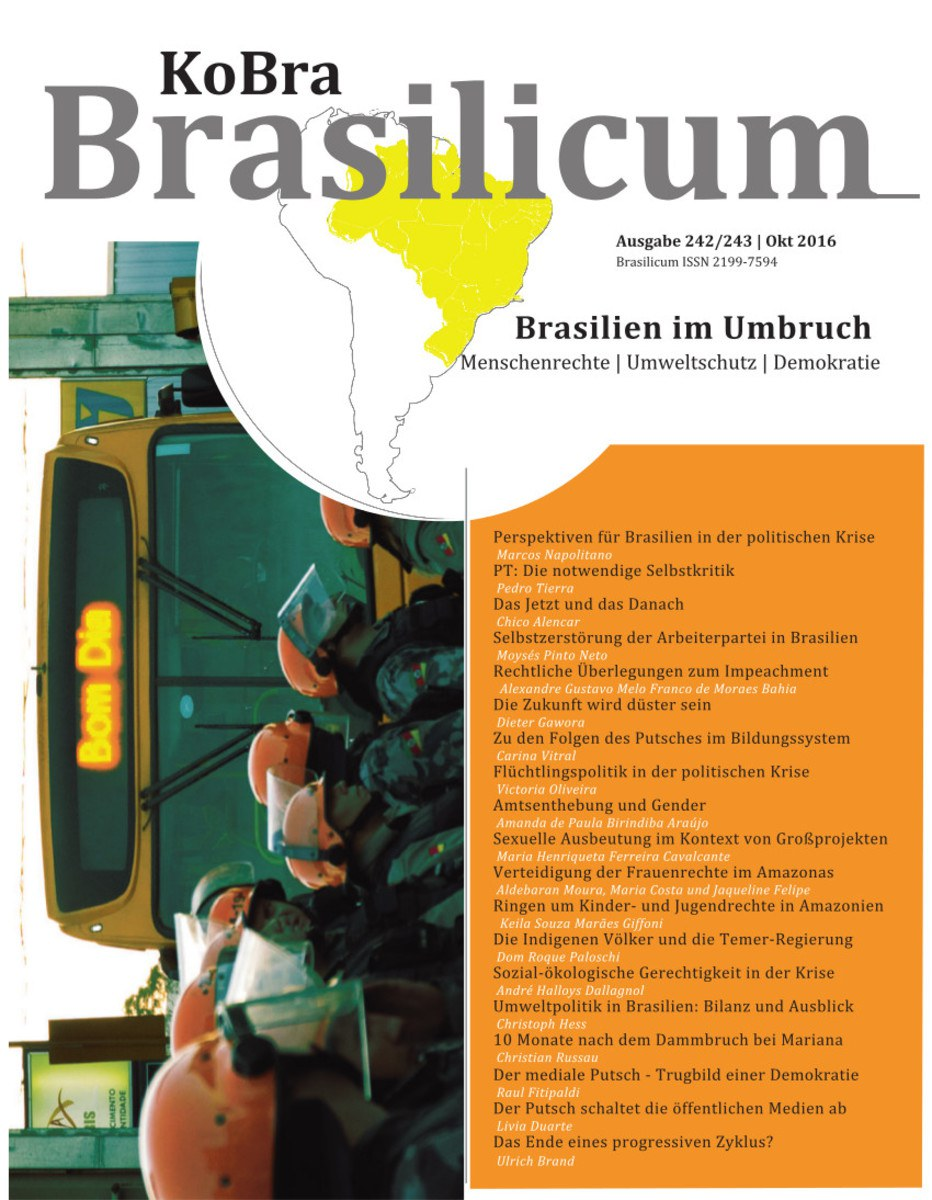 242/243   O Brasil em revés