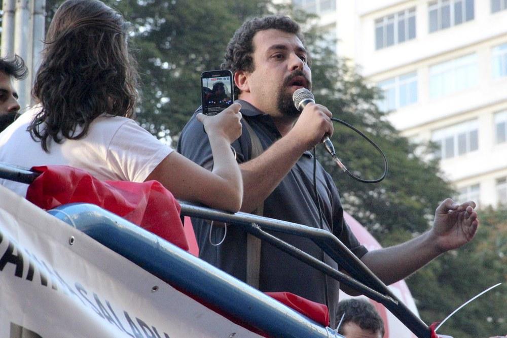 A prisão de Guilherme Boulos e o recado do Estado a quem quiser resistir