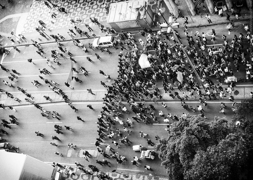 O que discutem os movimentos sociais... novos atores, novos debates?